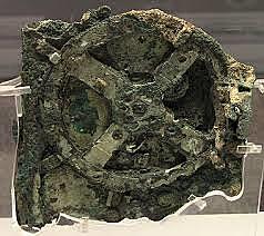 Ο ΜΗΧΑΝΙΣΜΟΣ ΤΩΝ ΑΝΤΙΚΥΘΗΡΩΝ - Αρχαία Ελλάδα