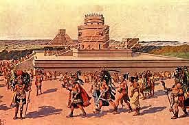 Contacto con los mayas