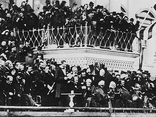 Lincoln's Inauguration Speech