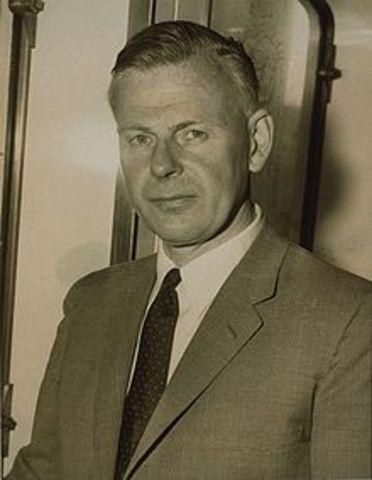 Bengt Georg Daniel Stromgren (1908-1987)