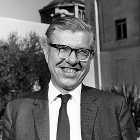 Sir Fred Hoyle (1915-2001)
