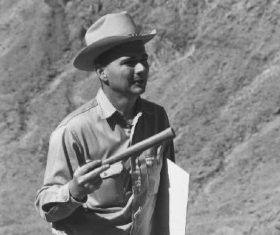 Eugene Shoemaker (1928-1997)