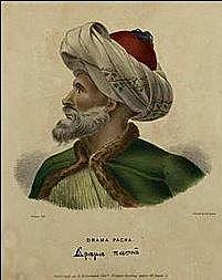 Ο Δράμαλης πορεύεται προς την Πελοπόννησο