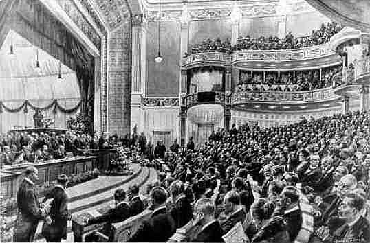Les eleccions de l'Assemblea Nacional