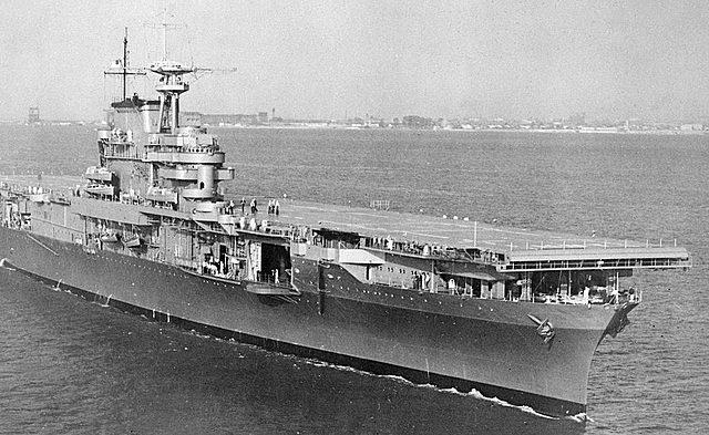 Aircraft carriers (USS Hornet)