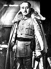 Franco designado jefe de gobierno
