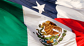 Mexico-Chile timeline