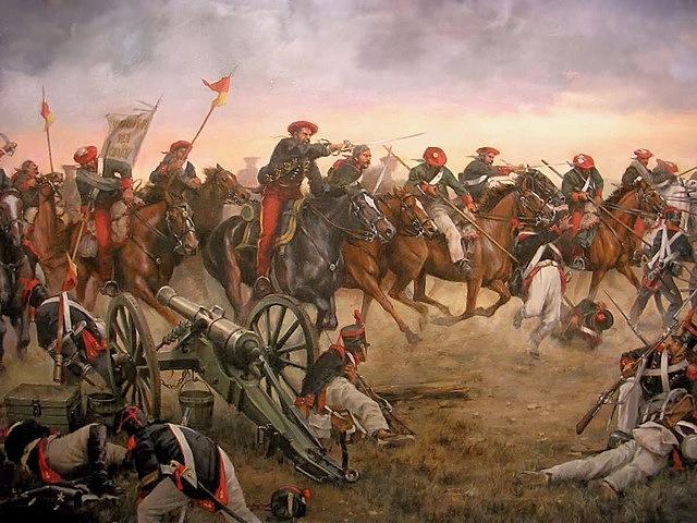 S'inicia la Primera Guerra Carlista