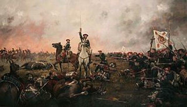 Conquesta de Morella pel General Espartero