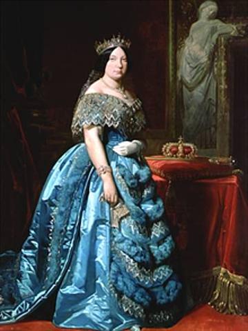 Regnat d'Isabel II