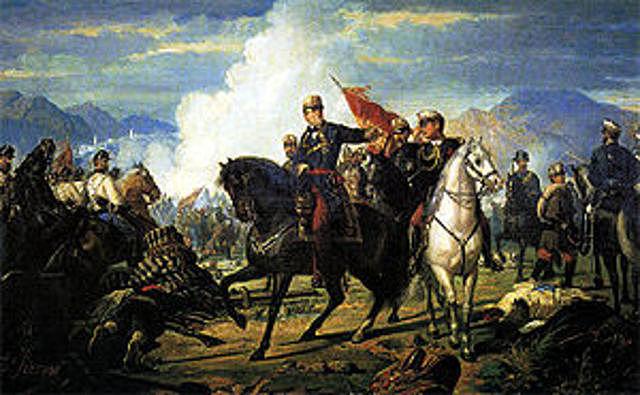 Guerra i conquestes al Nord d'Àfrica