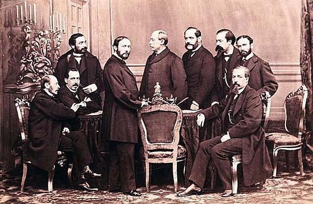 El general Prim entra a Madrid i es forma un govern provisional