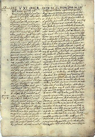 El manuscrito se publica