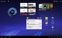 ANDROID 3.0 Honeycomb