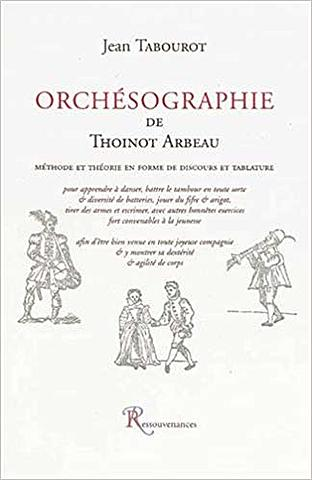 Tractat Orchésographie (Thoinot Arbeau)