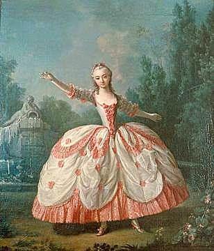 Marie Anne Camargo