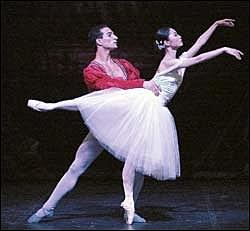Apareix el ballet romàntic a París
