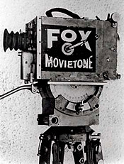 Invenció del Movietone, que sincronitzava so i imatge
