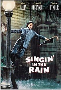 Cantant sota la pluja (N.H. Brown)