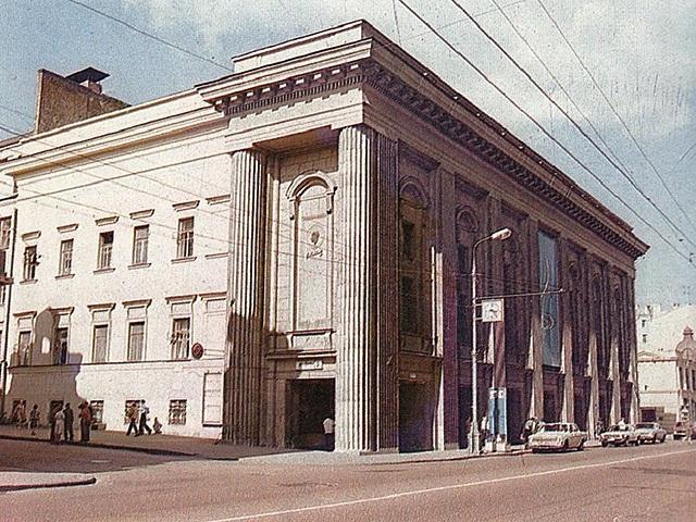 Открытие Студенческой Драматической студии (Маски)