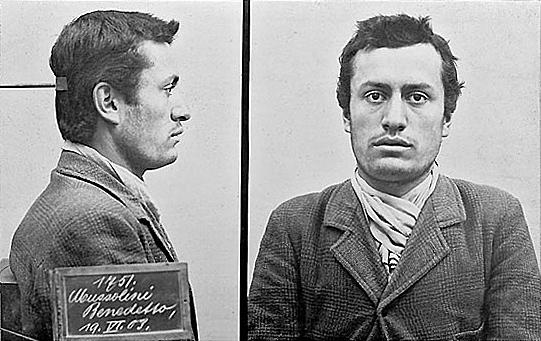 Bombardeo a Roma y arresto de Mussolini