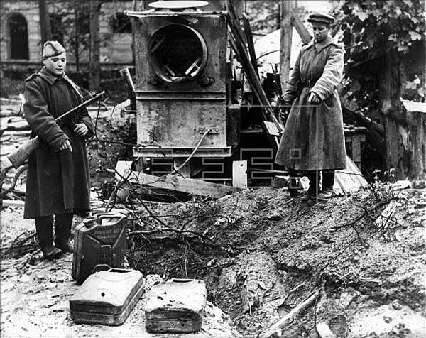 Suicidio de Adolfo Hitler