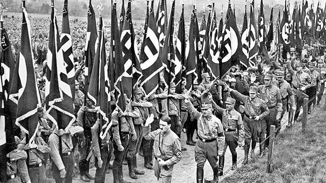 Ascenso del nazismo en Alemania