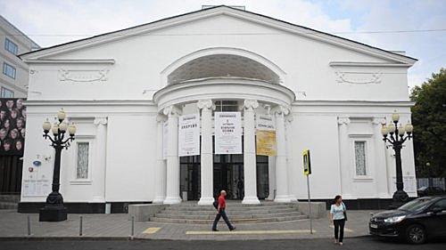 Открытие театра «Современник» (Маски)