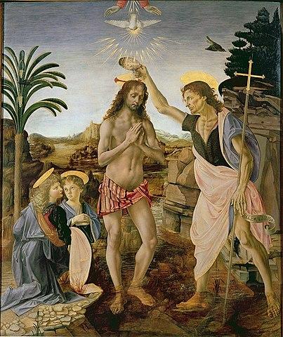 At Verrocchio's Bottega