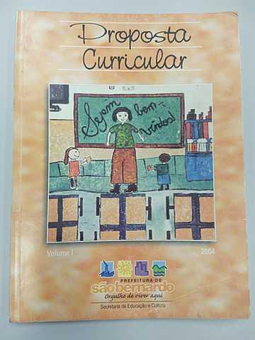 Denominação EMEB e Proposta Curricular