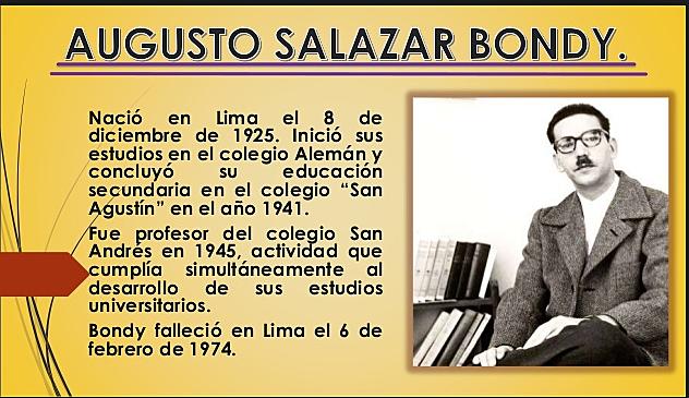 Bondy (1974)