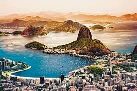 Celebración de la Cumbre de la Tierra de Río de Janeiro