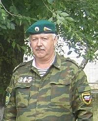 Военно-патриотическое объединение «Рось», рук-ль Хвадин Игорь Николаевич
