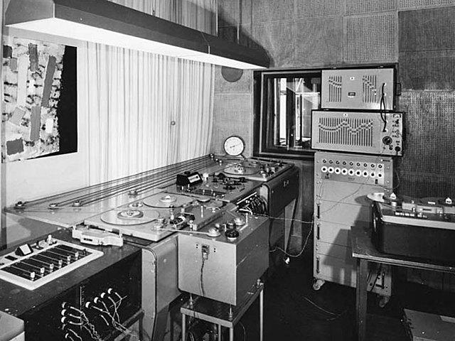 Studio für elektronische Musik - WDR