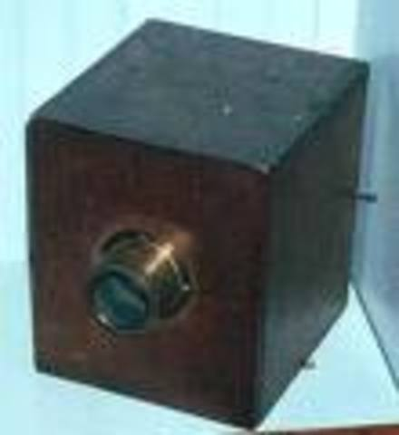 First Camera Invented - Obscura