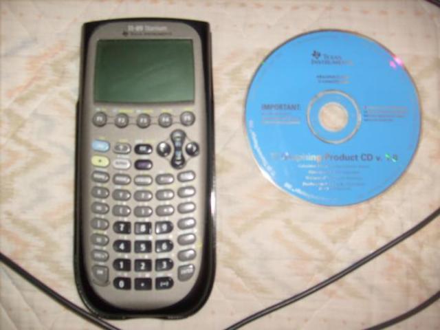 primera calculadora científica con capacidad de graficar