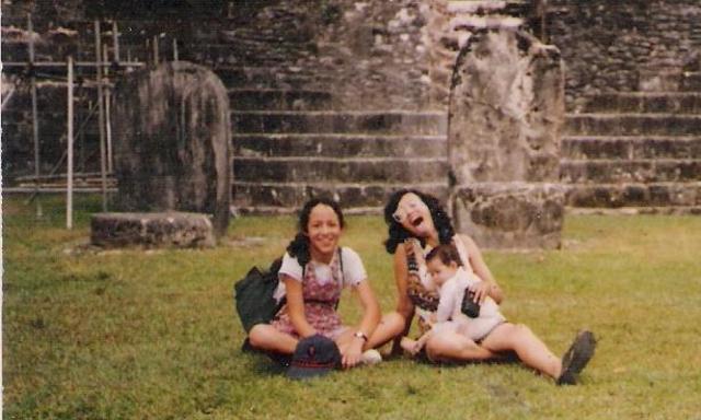 Viaje a Tikal