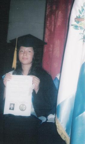 Graduación de mi hija de Diversificado