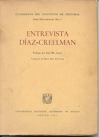 Entrevista Creelman