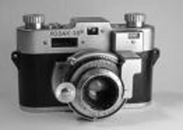 4th Camera - Kodak roll-film