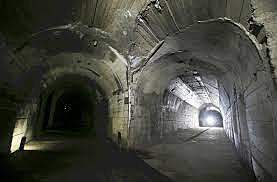 Japanese Tunnels