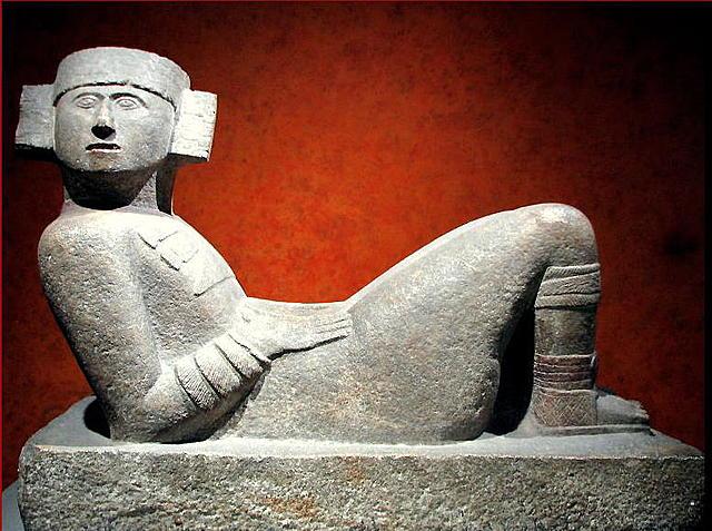 """Chac Mool"" Carlos Fuentes"