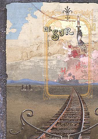 """""""El sur""""-Jorge Luis Borges-Cuento de Fantasía"""