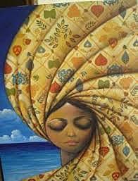 """""""Mujer negra""""-Nancy Morejon-Poema"""