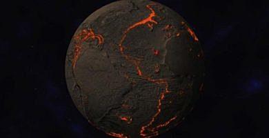 Termina de formarse la Geosfera