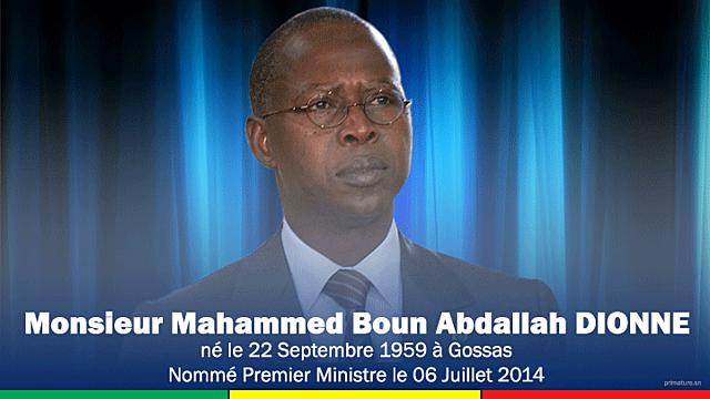 Mahammed Boun Abdallah Dionne