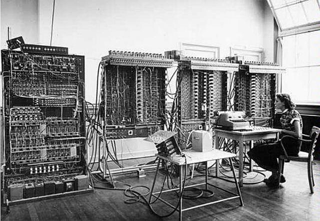 Релейные вычислительные машины
