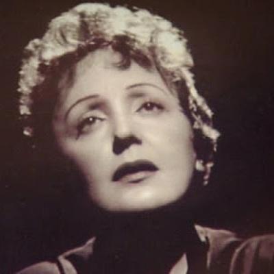 Edith Piaf élete timeline