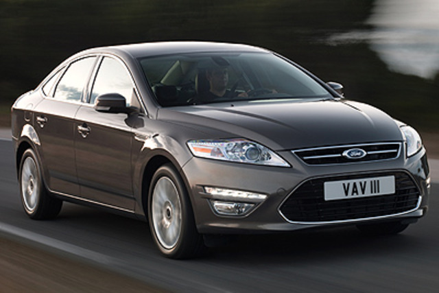 Ford Mondeo Actual