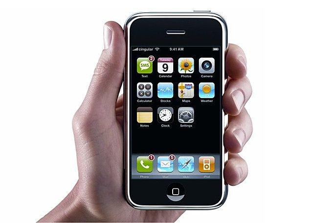 Caracteristicas del primer Iphone